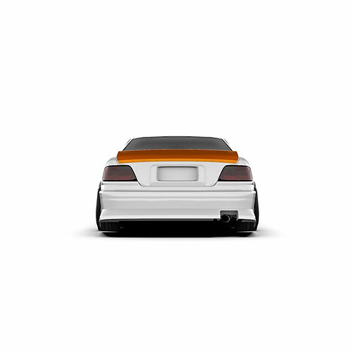 Toyota Chaser (JZX100) Rear Spoiler Duck Tail.