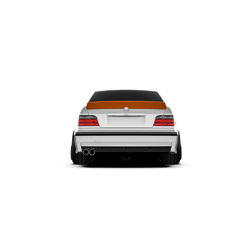BMW 3er. (E36 Coupe) Rear Spoiler Duck Tail