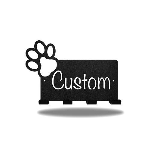 Custom Dog Lead Holder