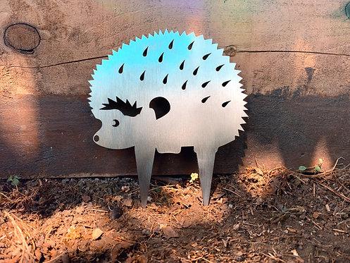 Rusty Metal Hedgehog