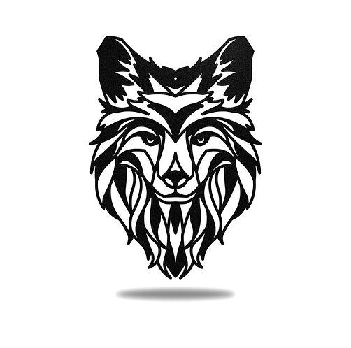 Arctic Fox Head