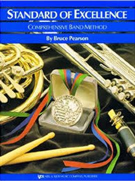 Standard of Excellence Book 2 Baritone Sax