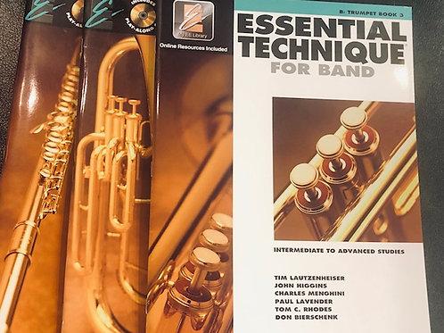 Essential Technique Tenor saxophone