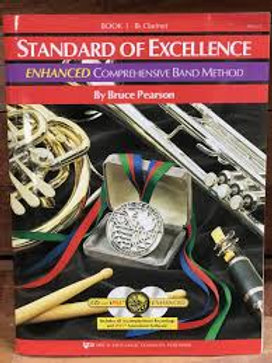 Standard of Excellence Book 1Clarinet