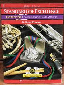Standard of Excellence Book 1 Baritone/ Euphonium
