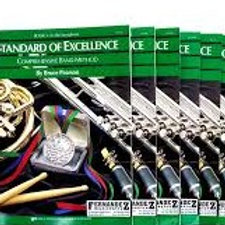 Standard of Excellence Book 3 Tuba