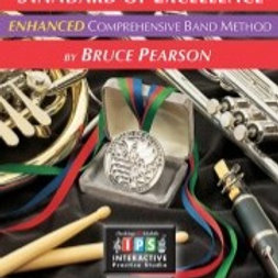 Standard of Excellence Enhanced Edition Book 1 Flute