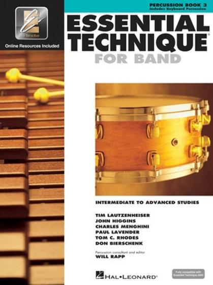 Essential Technique Percussion