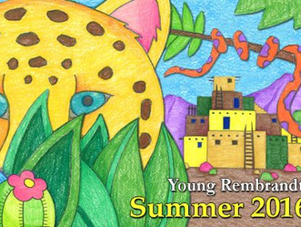 Young Rembrandts Drawing Classes NOW at Crestmont Hall. Call 403-457-3729
