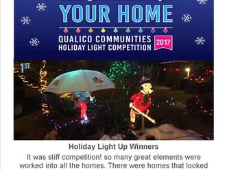 Light Up Crestmont Results!