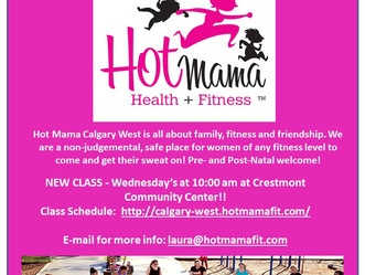 Hotmama Fitness is Back!