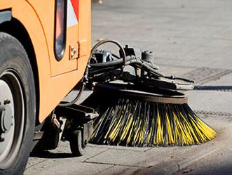 City of Calgary Community Street Cleaning