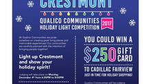 Qualico Holiday Light Contest