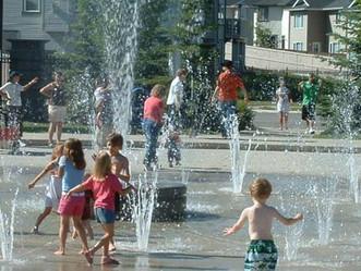 Spray Park open until September 10th