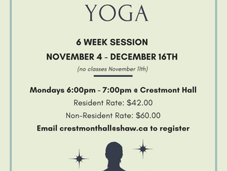 Crestmont Yoga
