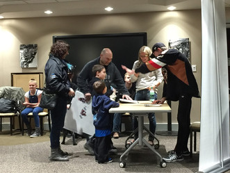 Thank you residents for attending our Hitmen Community Event!