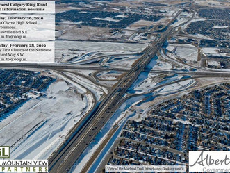 Southwest Calgary Ring Road Information Session