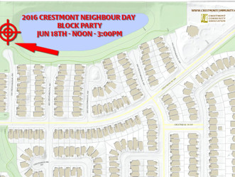 Neighbour Day Block Party - June 18