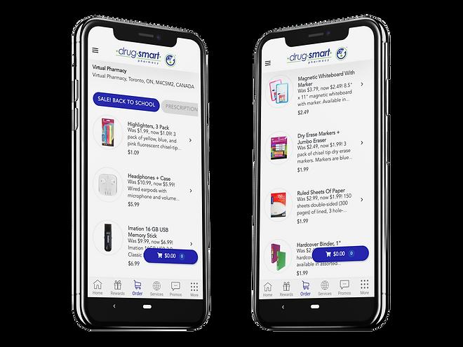 DrugSmart Pharmacy Back to School Mobile