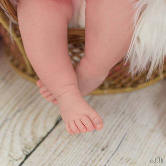 Réflexologie plantaire pour les enfants et les bébés