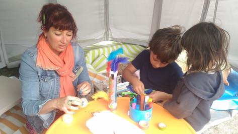 Bien-être & Co - atelier parents/enfants