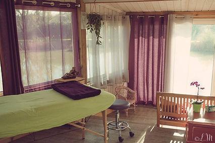 Cabinet de réflexologie plantaire Ness Harmonie détente relaxation sérénité