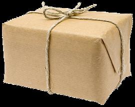Ideias para um pacote - Blog da Selene