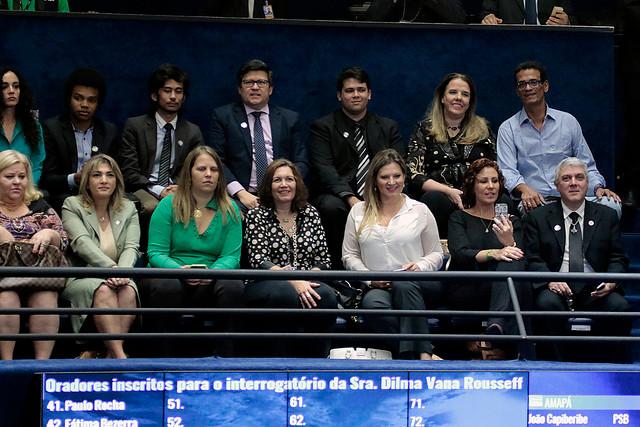 Veja os convidados da acusação para acompanhar o processo de impeachment - Jornal Estadão - Blog da Selene