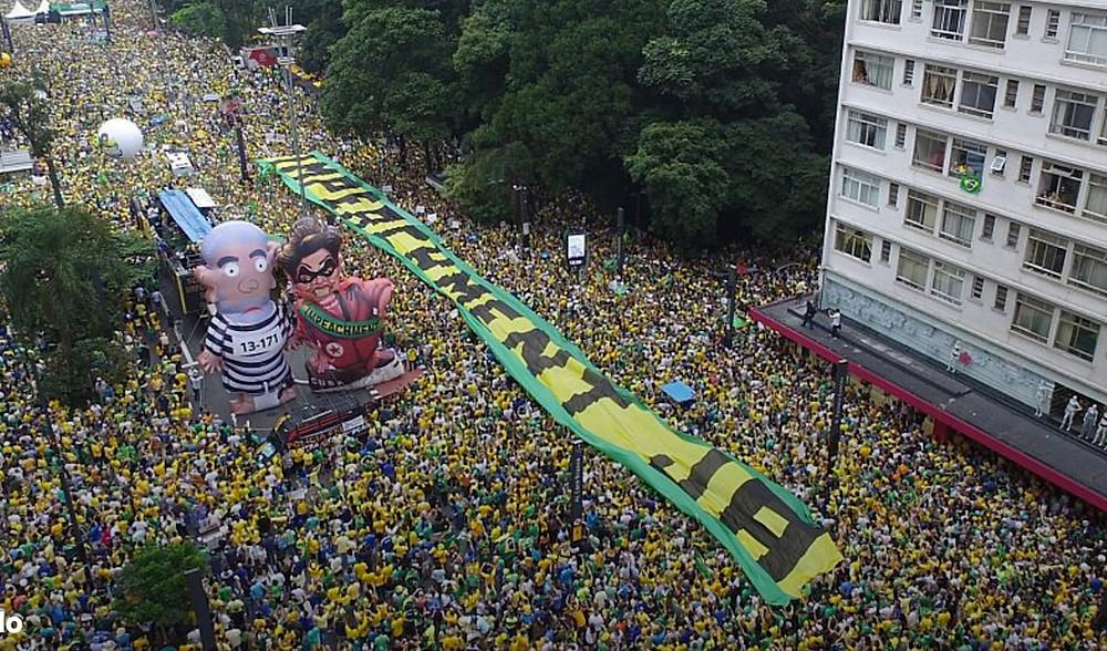 Alegações finais da Acusação (Dr. Miguel Reale Jr, Dra. Janaína Paschoal e Dr. Hélio Bicudo), no processo do impeachment da Presidente Dilma Rousseff.