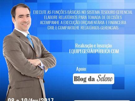 CURSO DE TESOURO GERENCIAL