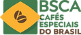 Logo da BSCA Cafes Especiais do Brasil