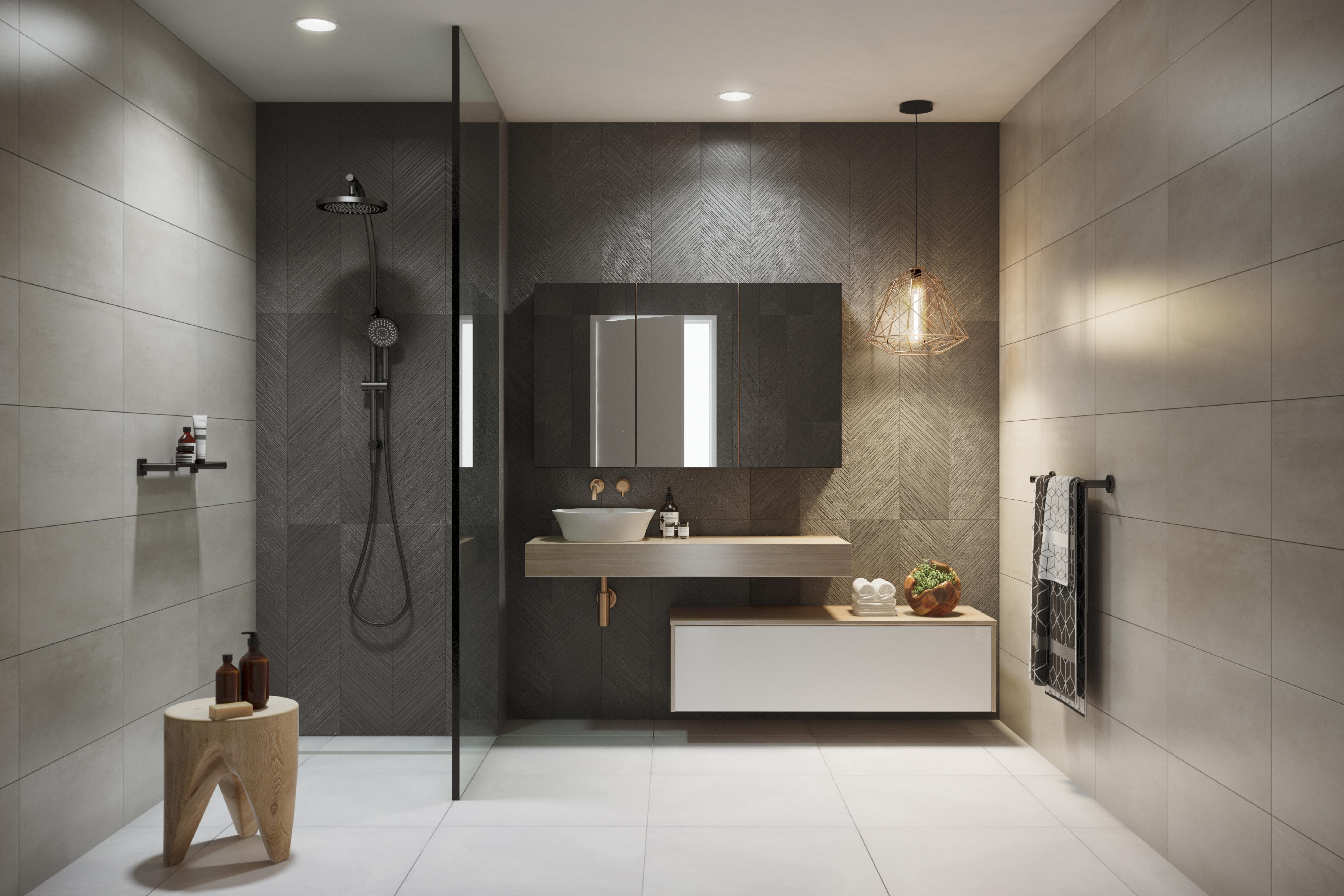 Milan Vanity - Timberline