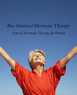 Natural Hormone Therapy for woman