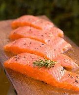 DHA-salmon