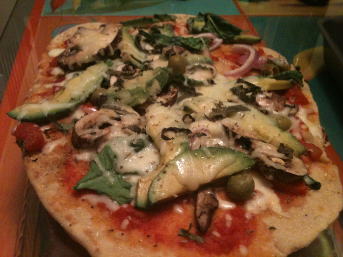 Grilled Veggie Pizza - Fun for the Whole Family!