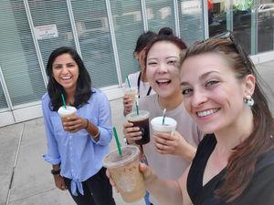 rencontres collègue Starbucks
