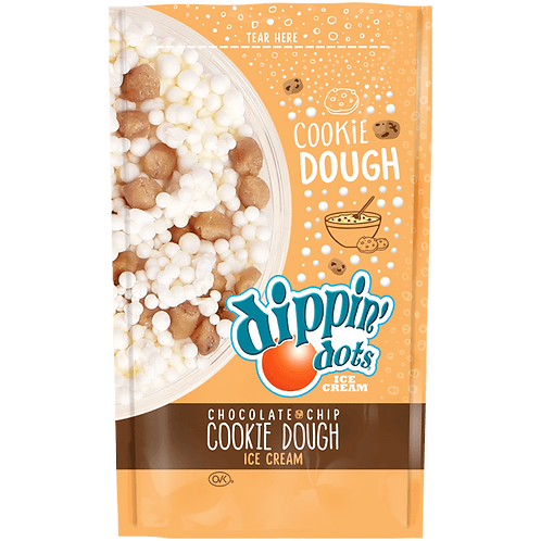 1 case of Cookie Dough - Pouches 24 pack