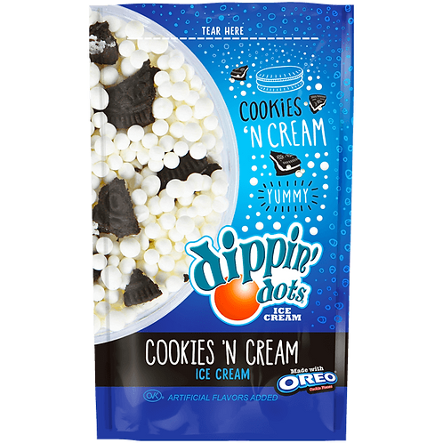1 case of Cookies 'n Cream - Pouches 24 pack