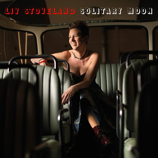 Liv Stoveland - Solitary Moon (CD)
