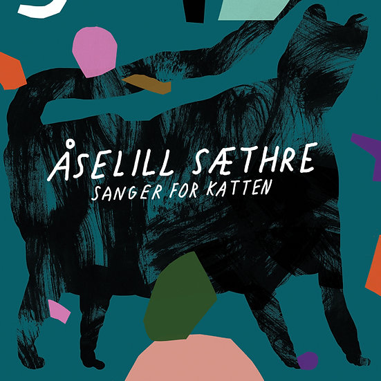 Åselill Sæthre - Sanger for katten (CD)