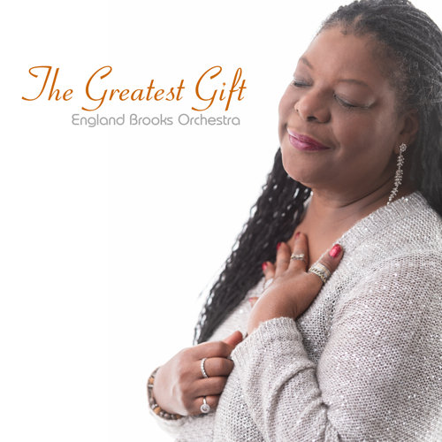 England Brooks - The Greatest Gift (CD)