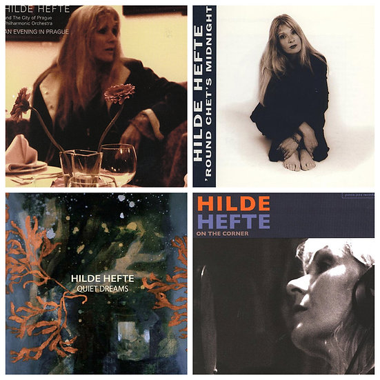 3. Christmas: Four Hilde Hefte CD's
