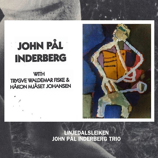 John Pål Inderberg Trio - Linjedalsleiken (CD)