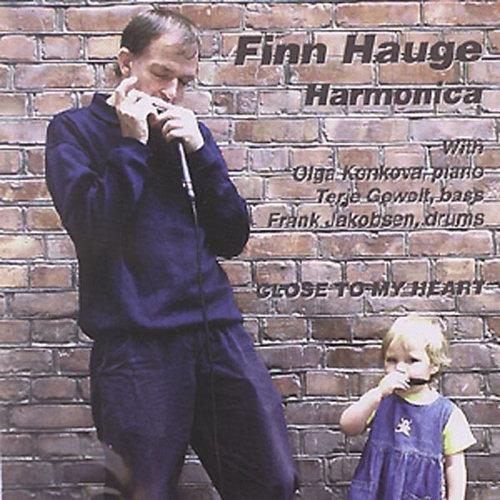 Finn Hauge - Close To My Heart (CD)