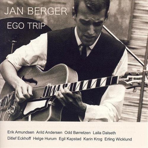 Jan Berger - Ego Trip (CD)
