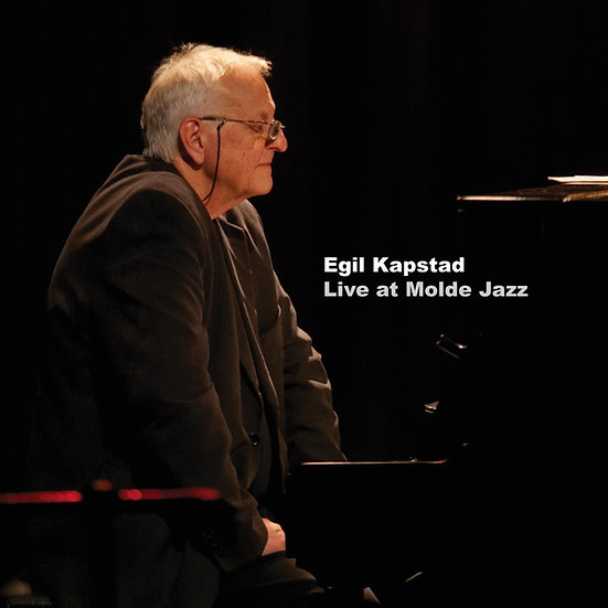 NEW: Egil Kapstad - Live at Molde Jazz (CD)