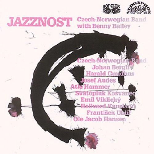 Harald Gundhus: Czech-Norwegian Band with Benny Bailey - Jazznost (CD)