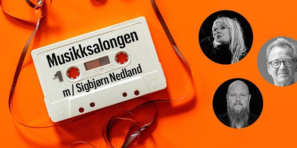 Musikksalongen m/Sigbjørn Nedland