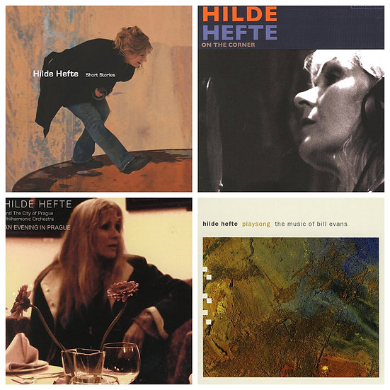 Special Offer No. 1: Four Hilde Hefte-CD's