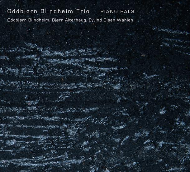 Oddbjørn Blindhiem Trio - Piano Pals (CD)
